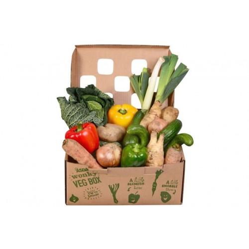 Panier Anti Gaspi Fruits & Légumes