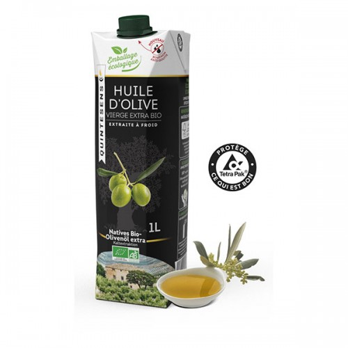 Huiles D'olives Tetrapack