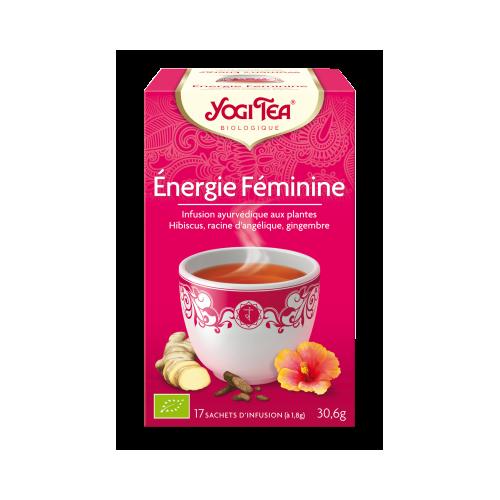 YOGI ENERGIE FEMININE
