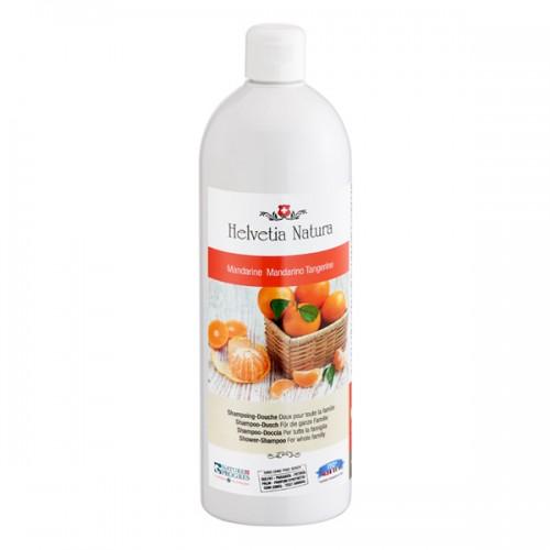 Shampoing cheveux et corp Mandarine 1L